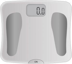 healthy body weight female